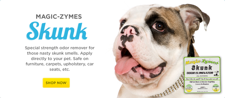 Magic-Zymes SKUNK Odor Remover