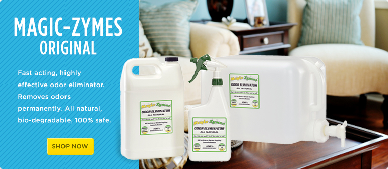 Magic-Zymes All Natural Odor Remover