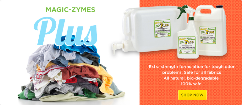 Magic-Zymes Plus Extra Strength Odor Remover