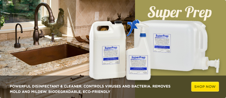 SuperPrep Disinfectant & Cleaner